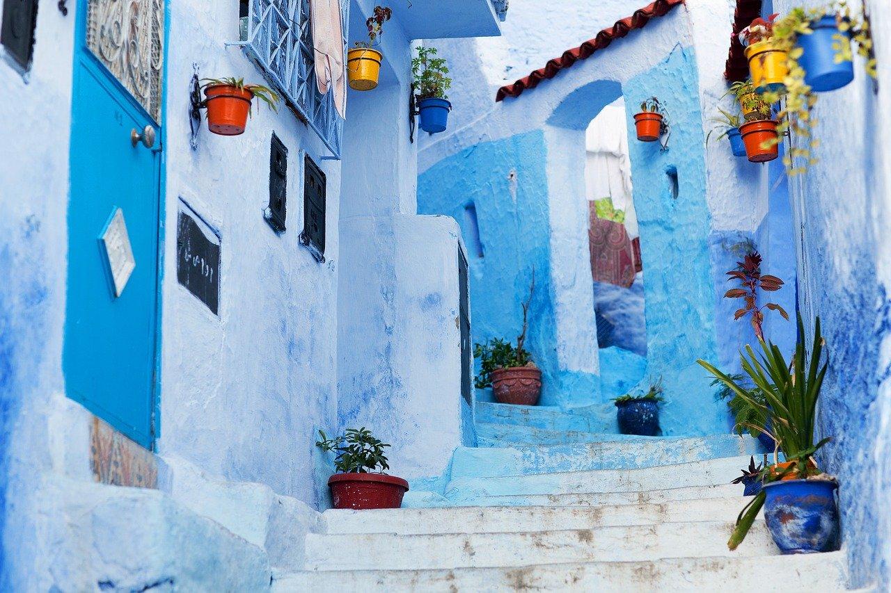 Wybrzeże Maroka